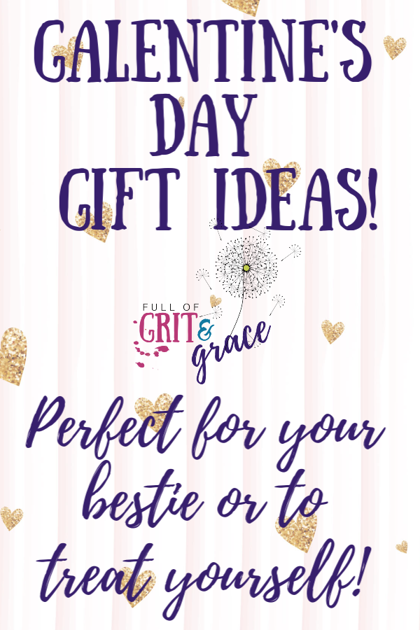 Galentine's Day gift ideas, perfect for your bestie or to treat yourself!