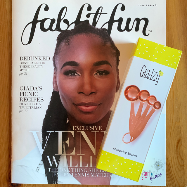 FabFitFun is my favorite subscription box and well worth the price for $300 worth of gifts. Click to learn more.