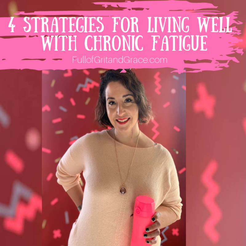 4 Strategies to help you cope with chronic fatigue