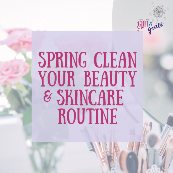 Spring clean your beauty and skincare routine to ensure you're only putting the best products ON your body too! Click to read my affordable recommendations