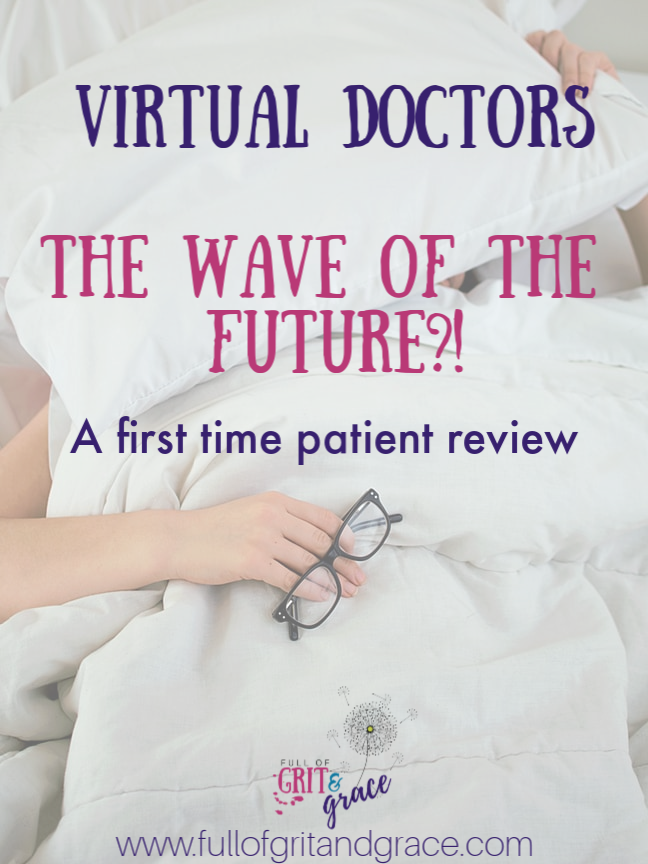 Virtual doctors, the wave of the future?