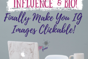 Make the Most out of Your Instagram Bio and finally make your individual images clickable, no matter how many followers you have! Click to read more.