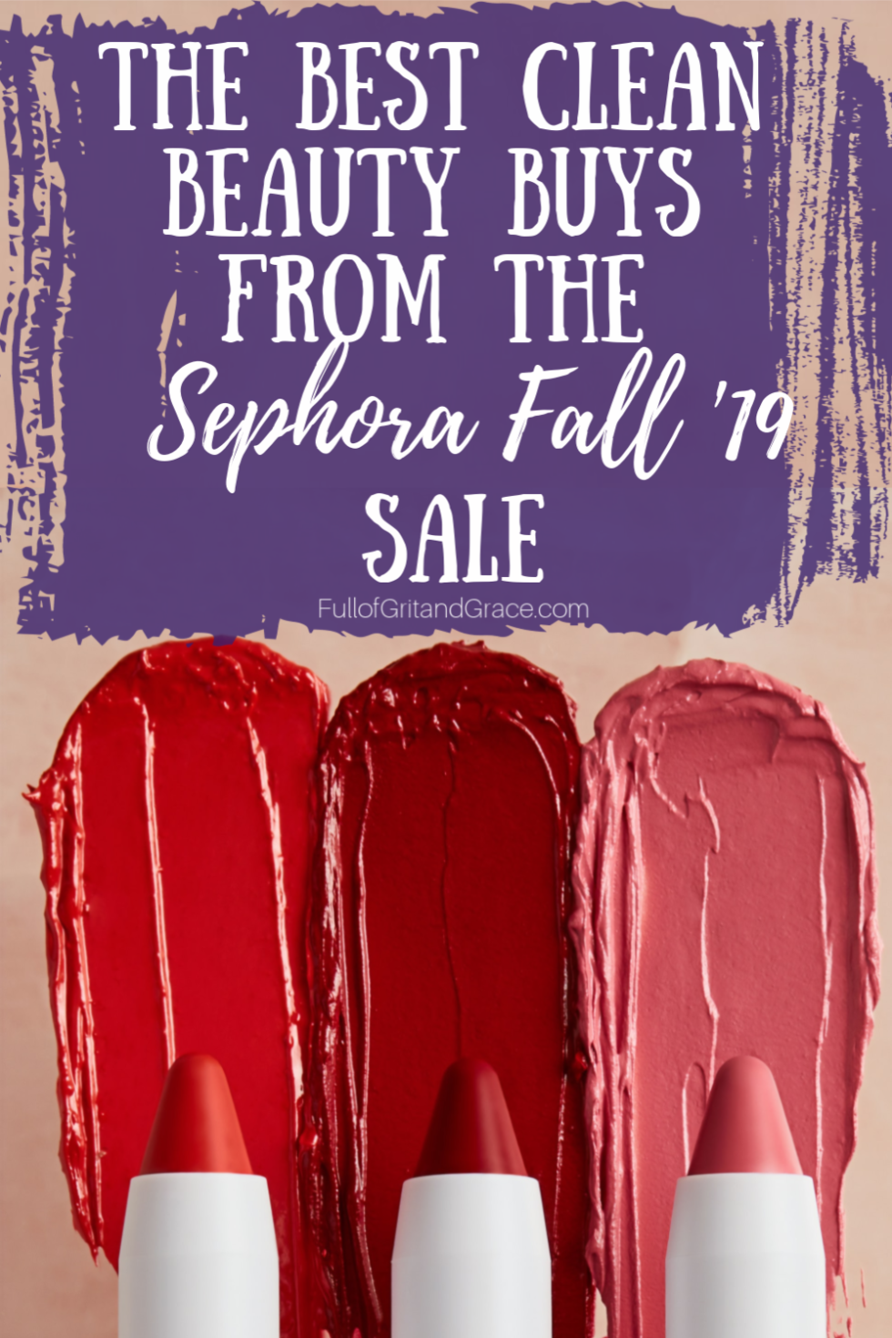 The best clean beauty and skincare buys from the Fall 2019 Sephora Sale