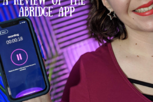 I'm going to use Abridge at all of my appointments now and I would encourage you to try it out too (download it here)! In my experience as a patient and caretaker, more information and knowledge is always more helpful. Plus, it takes a huge burden off patients and their loved ones to be in charge of taking down notes during each appointment.